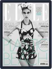 Elle México (Digital) Subscription May 25th, 2012 Issue