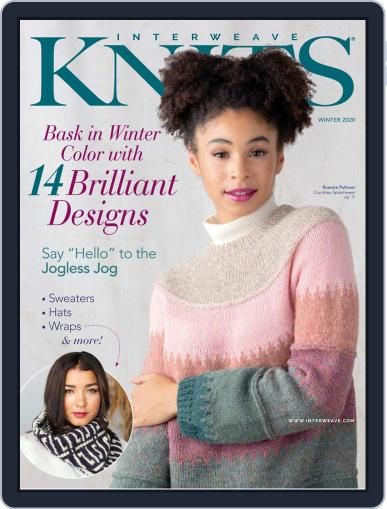 Interweave Knits October 24th, 2019 Digital Back Issue Cover