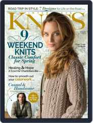 Interweave Knits (Digital) Subscription February 8th, 2018 Issue