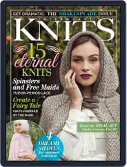 Interweave Knits (Digital) Subscription April 1st, 2017 Issue
