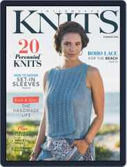 Interweave Knits (Digital) Subscription May 17th, 2016 Issue