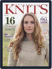 Interweave Knits (Digital) Subscription August 5th, 2015 Issue