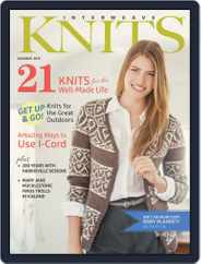 Interweave Knits (Digital) Subscription May 6th, 2015 Issue