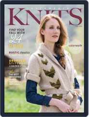 Interweave Knits (Digital) Subscription August 7th, 2013 Issue