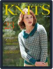Interweave Knits (Digital) Subscription July 25th, 2012 Issue