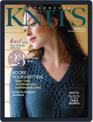 Interweave Knits (Digital) Subscription November 18th, 2011 Issue