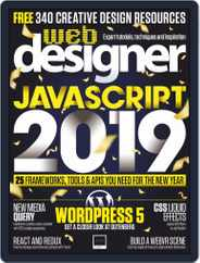 Web Designer (Digital) Subscription May 1st, 2019 Issue