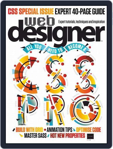 Web Designer (Digital) April 1st, 2019 Issue Cover