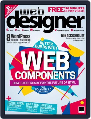 Web Designer (Digital) June 1st, 2018 Issue Cover