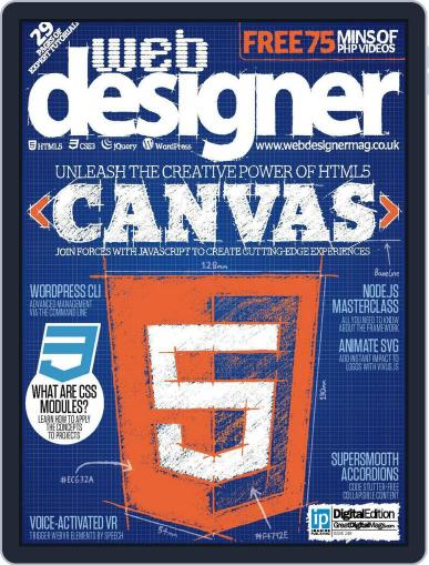 Web Designer (Digital) May 26th, 2016 Issue Cover