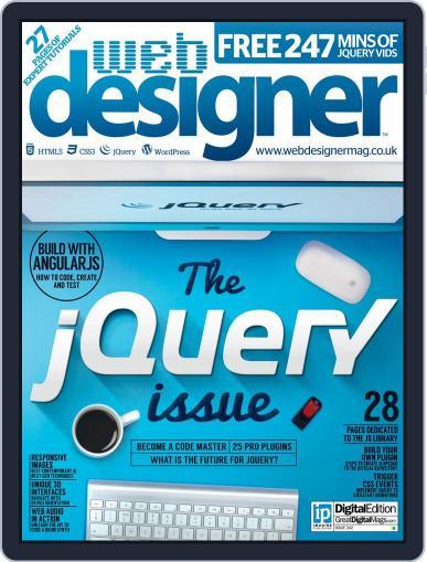 Web Designer (Digital) November 30th, 2015 Issue Cover