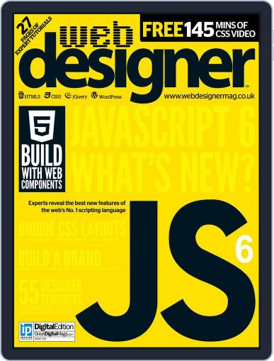 Web Designer (Digital) April 30th, 2015 Issue Cover