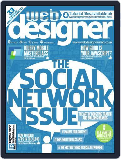 Web Designer April 2nd, 2014 Digital Back Issue Cover