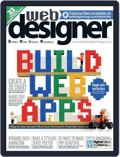 Web Designer (Digital) December 11th, 2013 Issue Cover