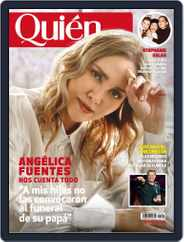 Quién (Digital) Subscription April 1st, 2020 Issue