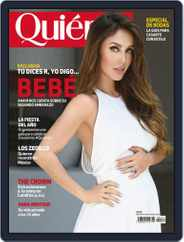 Quién (Digital) Subscription November 1st, 2019 Issue