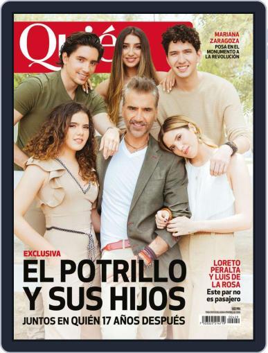 Quién September 1st, 2019 Digital Back Issue Cover