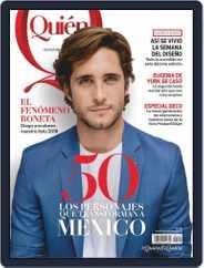 Quién (Digital) Subscription November 1st, 2018 Issue