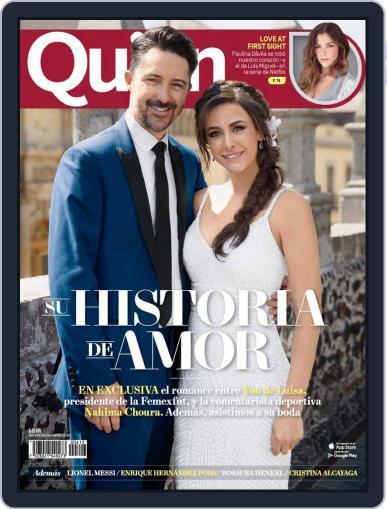 Quién June 15th, 2018 Digital Back Issue Cover