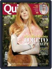 Quién (Digital) Subscription December 15th, 2017 Issue