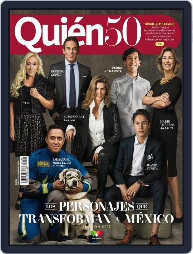 Quién November 1st, 2017 Digital Back Issue Cover