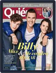 Quién (Digital) Subscription August 1st, 2017 Issue