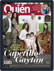 Quién (Digital) Subscription July 15th, 2017 Issue