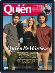 Quién (Digital) Subscription June 1st, 2017 Issue