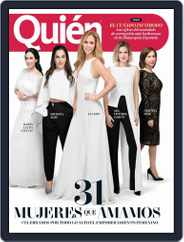 Quién (Digital) Subscription March 15th, 2017 Issue