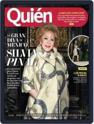 Quién (Digital) Subscription March 1st, 2017 Issue