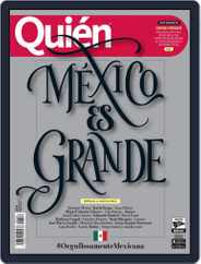 Quién (Digital) Subscription February 15th, 2017 Issue