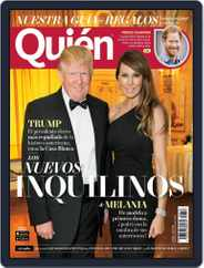 Quién (Digital) Subscription December 1st, 2016 Issue