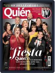 Quién (Digital) Subscription November 15th, 2016 Issue