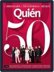 Quién (Digital) Subscription November 1st, 2016 Issue