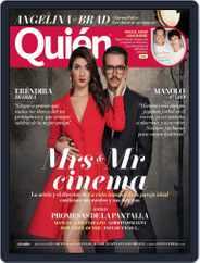 Quién (Digital) Subscription October 1st, 2016 Issue