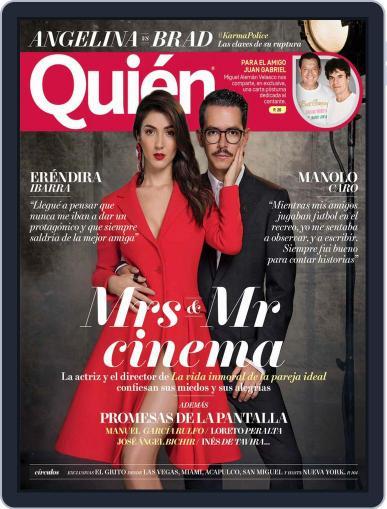 Quién October 1st, 2016 Digital Back Issue Cover