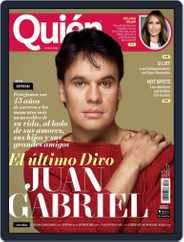 Quién (Digital) Subscription August 15th, 2016 Issue
