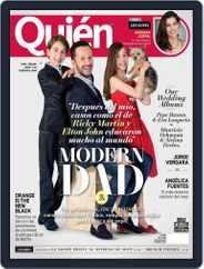 Quién (Digital) Subscription June 15th, 2016 Issue