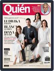 Quién (Digital) Subscription May 15th, 2016 Issue
