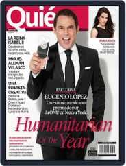 Quién (Digital) Subscription April 15th, 2016 Issue