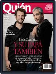 Quién (Digital) Subscription April 1st, 2016 Issue