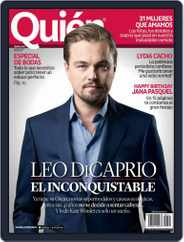 Quién (Digital) Subscription March 15th, 2016 Issue