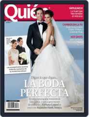 Quién (Digital) Subscription February 15th, 2016 Issue
