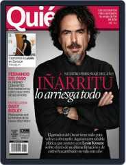 Quién (Digital) Subscription December 18th, 2015 Issue