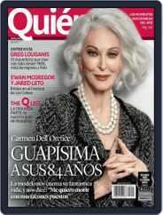 Quién (Digital) Subscription December 4th, 2015 Issue
