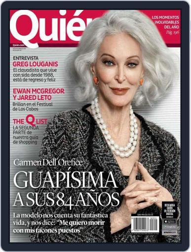Quién December 4th, 2015 Digital Back Issue Cover