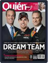 Quién (Digital) Subscription October 22nd, 2015 Issue