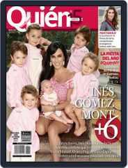 Quién (Digital) Subscription October 9th, 2015 Issue