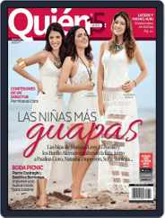 Quién (Digital) Subscription August 14th, 2015 Issue