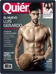 Quién (Digital) Subscription August 1st, 2015 Issue